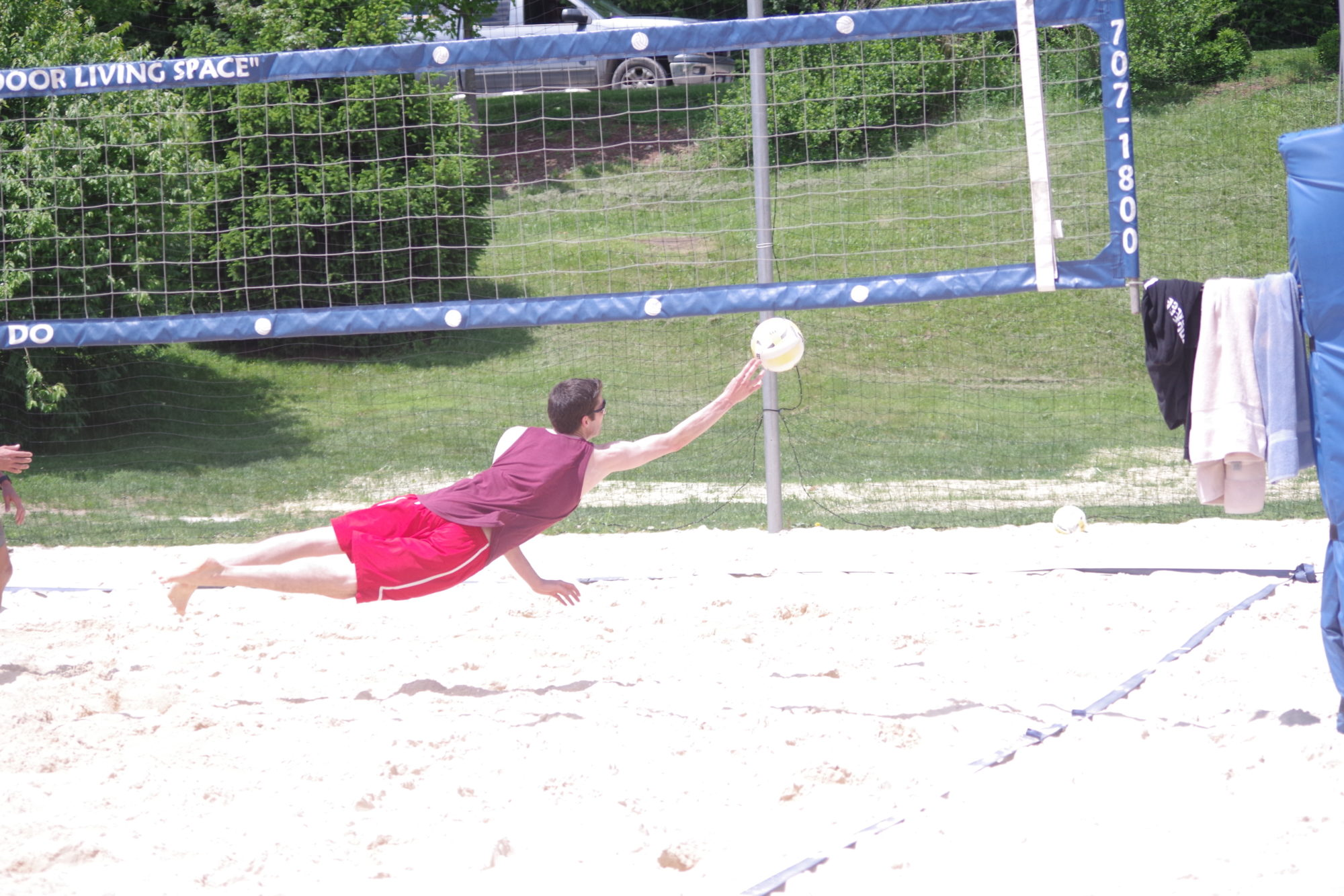 Grand Sands Volleyball Photos